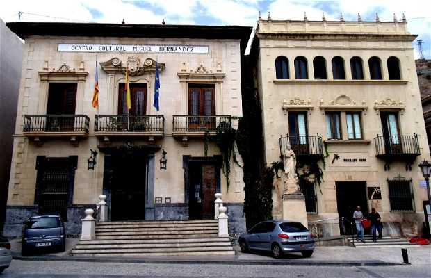 Plaza Marqués de Rafal