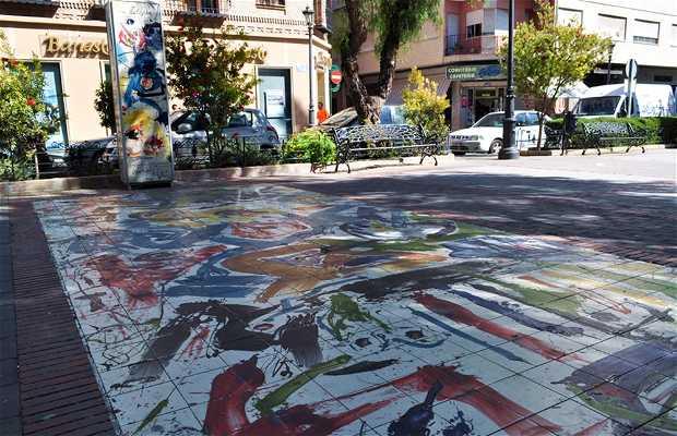 """Paseo de Cieza: """"Arte en cerámica"""""""