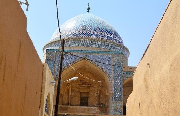 Mausoleo di Sayyed Rokn Al-din