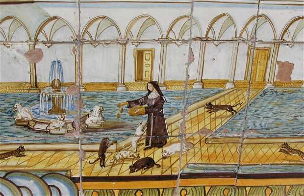 Cloître de Santa Chiara