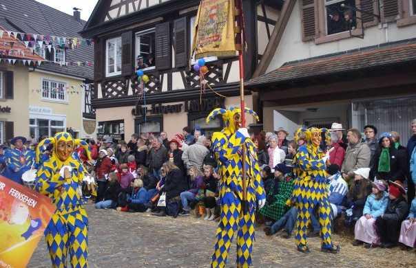 Carnaval de Haslach
