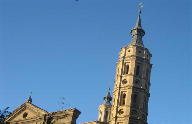 San Juan de los Panetes Church