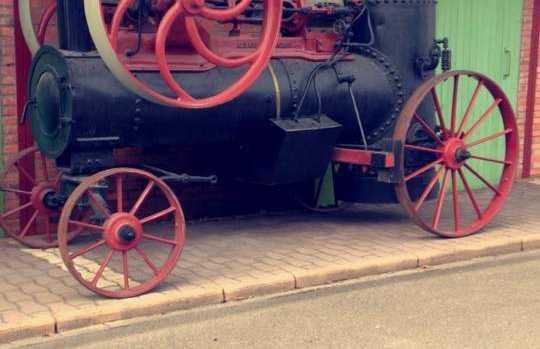 Musée de la Machine agricole et à vapeur