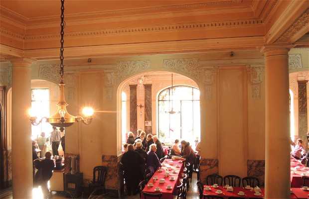 Cafetería Clube Brasileiro