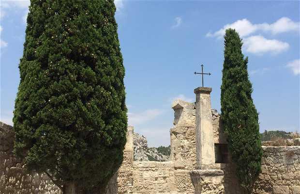 Vieux village des Baux de Provence