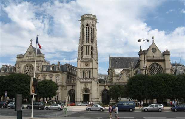 Iglesia Saint-Germain l'Auxerrois