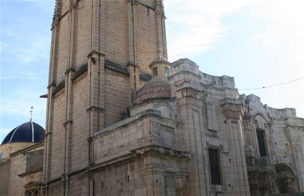 Iglesia Santas Justa y Rufina