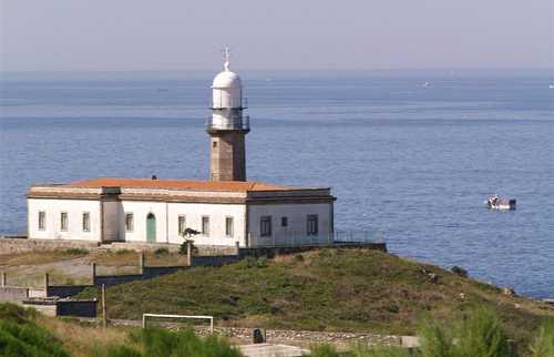 Faro de Punta Insúa