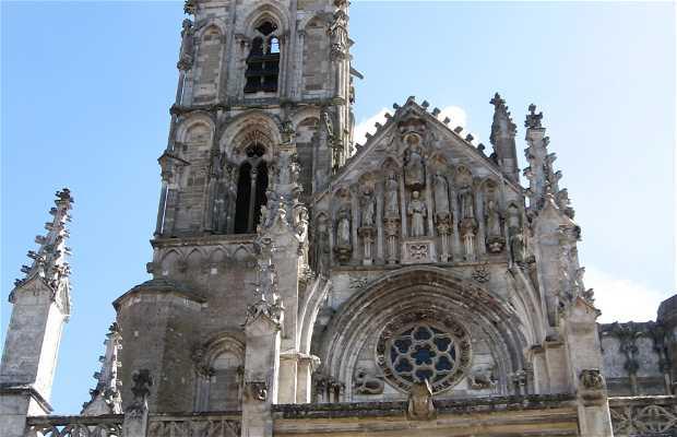 Iglesia Nuestra Señora de Saint Père sous Vézelay