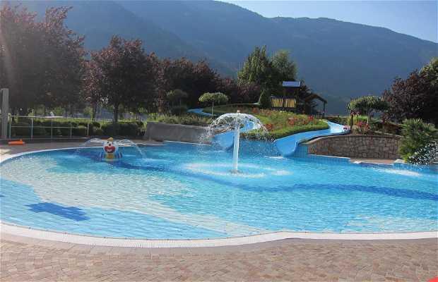 Acquapark Molveno