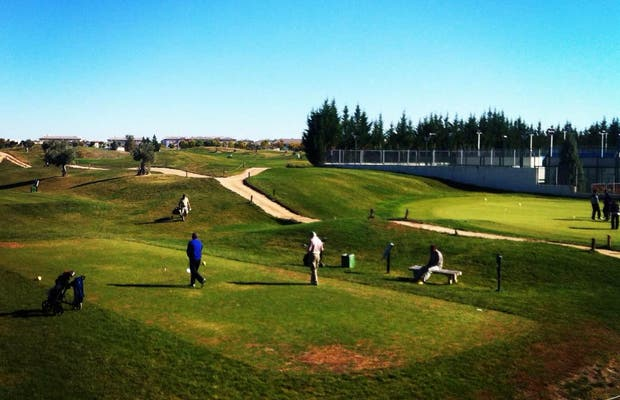 Golf Jardín de Aranjuez