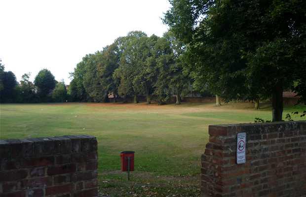 El parque St Stephen's Hackington