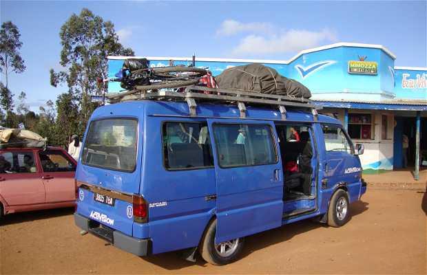 Madagascar de Antsirabe a Morondava