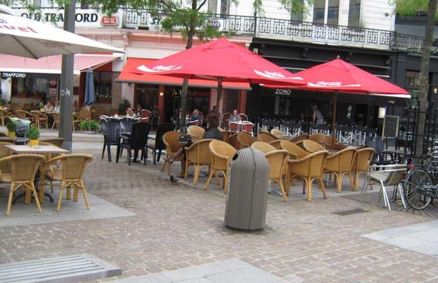 Leopold Plaats / Plaza Leopold
