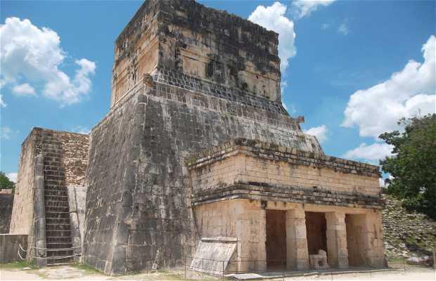 Templo Inferior de los Jaguares