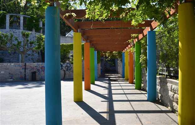 Jardín de via San Michele