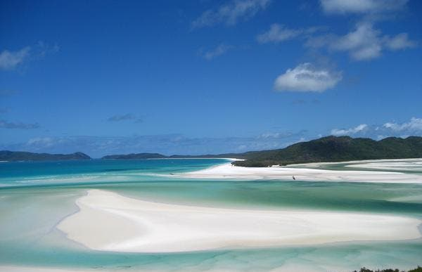 Iles Whitsundays