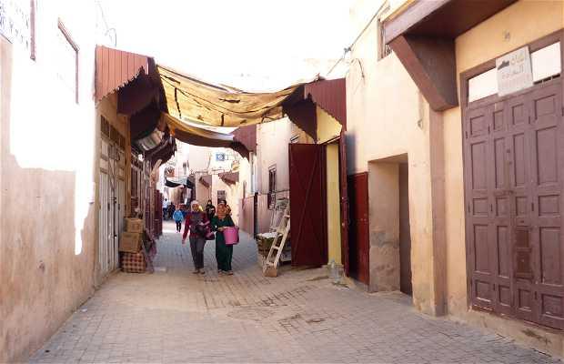 Rue Djenah Lamane
