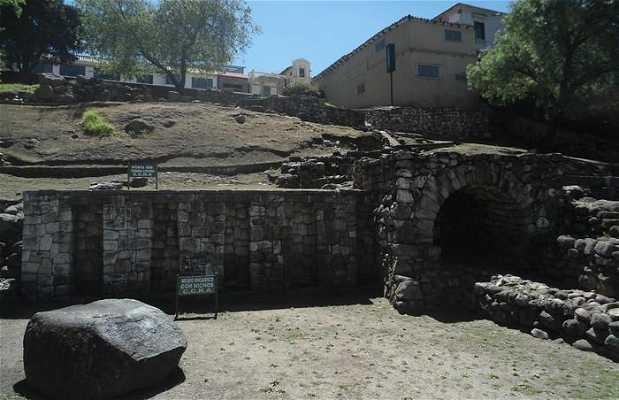 Ruinas de todos los Santos