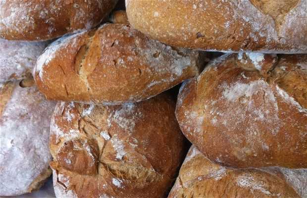 """Boulangerie """"A Casa Do Pan"""" à Estrada"""