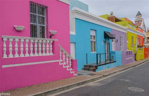 Bo-Kaap (Malay Quarter)