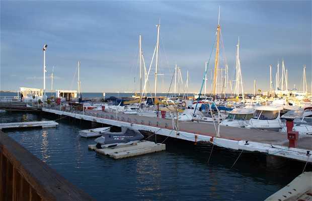 Puerto Marítimo de Los Alcázares
