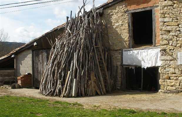 Interpretation center of Valderejo