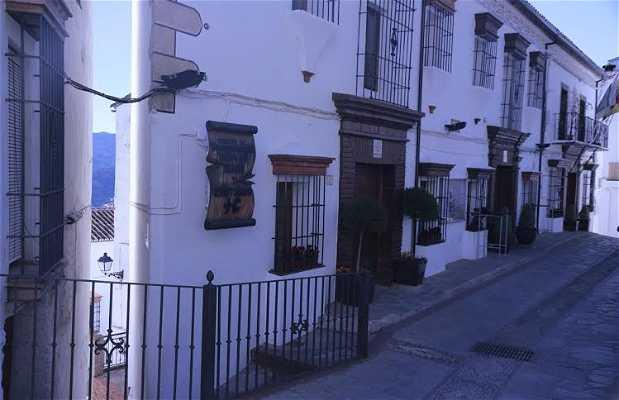 """Centro de Interpretación. """"Casa de Moros y Cristianos"""""""