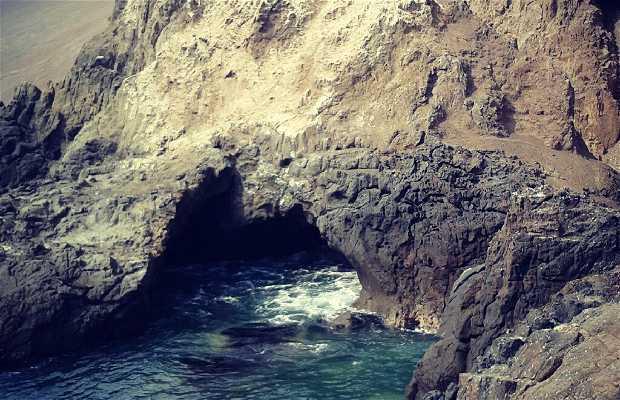 Cavernas de Anzota