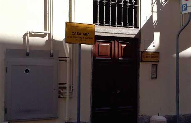 Casa Ara e Casa Bodo, ex Monastero di Sant'Agata