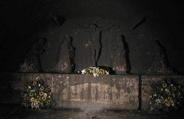 Tumbas y cripta de la Catedral