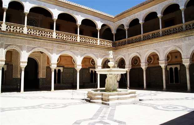 Casa de Pilatos di Siviglia