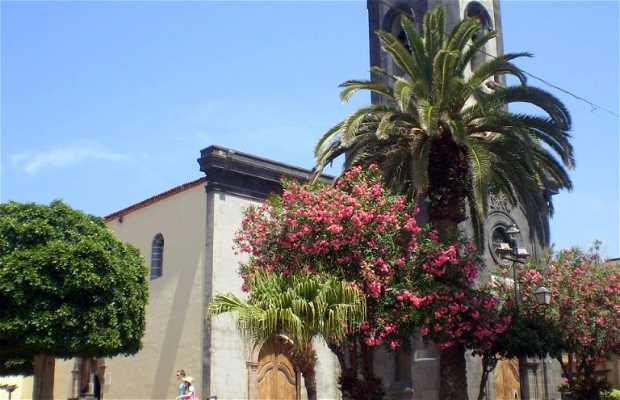 Iglesia de Ntra. Sra. de la Peña de Francia