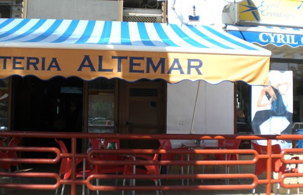 Bar Altemar
