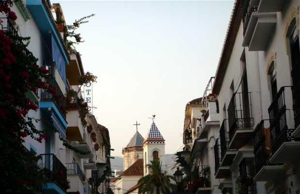 Calle Ancha - Marbella
