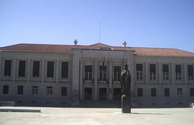 Casa da Justiça - Palacio de Justicia