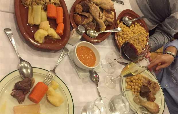 Restaurante Don Cocido