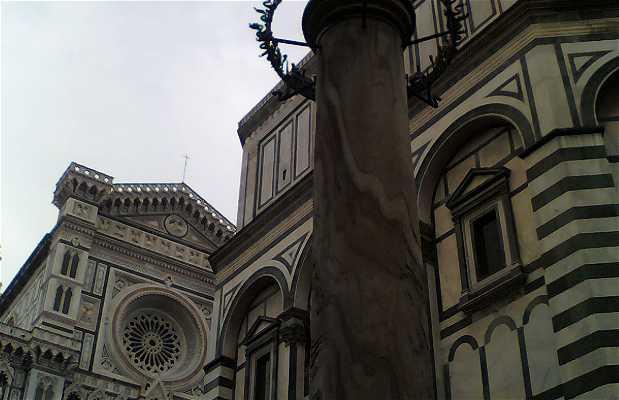 Columna de San Zenobi
