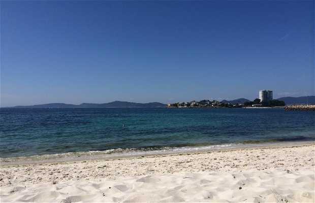 Playa Fuchiños