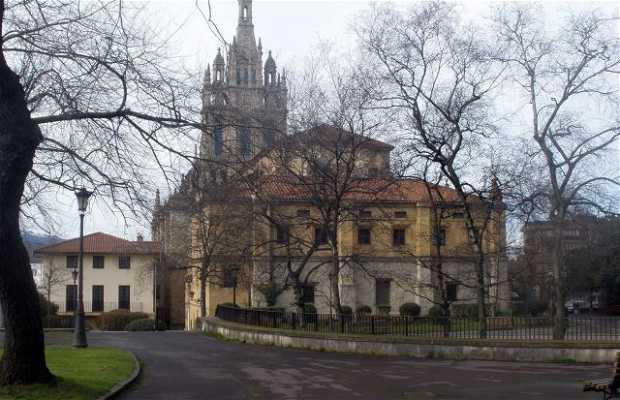 La Basilique de Begoña