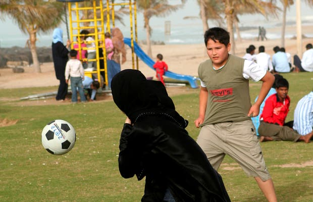 Playa de Umm Al Quwaïn