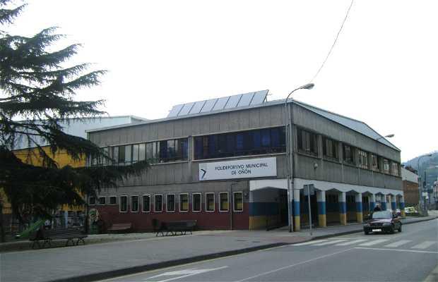 Polideportivo Municipal de Oñón