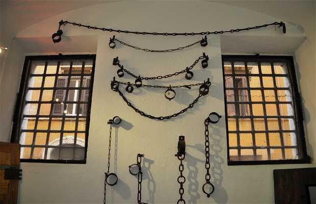 Musée de criminologie