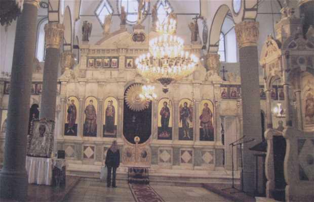 Iglesia de San Dimitri