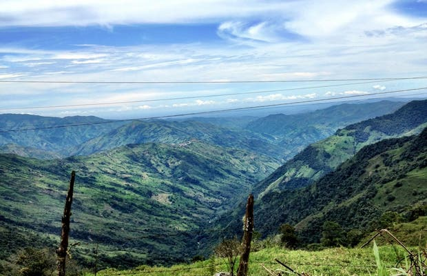 Montañas de Antioquia