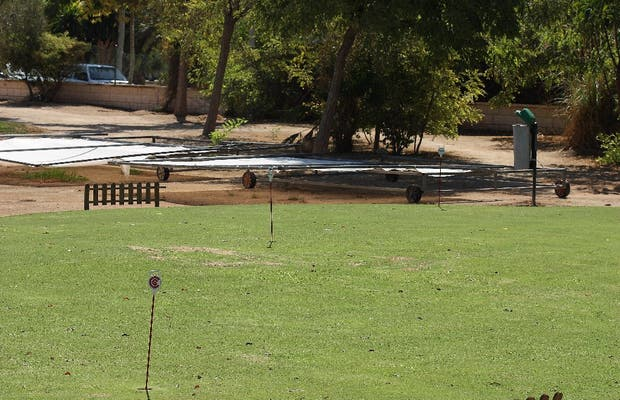 Campo de Practicas de Golf