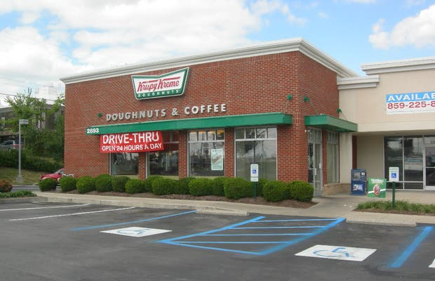 Krispy Kreme di Lexington