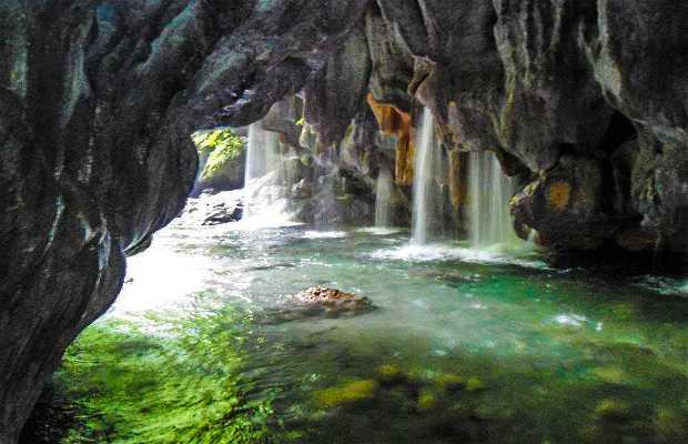 Cueva del Puente de Dios