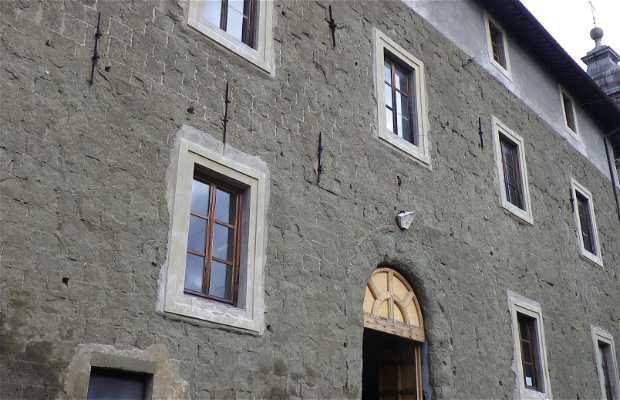 Palazzo Castello Chigi