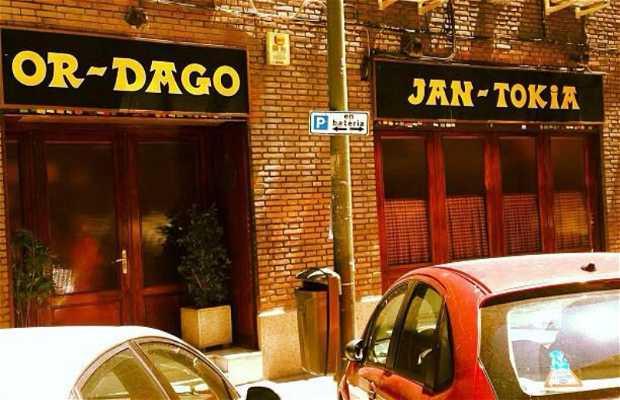 Restaurante Ordago